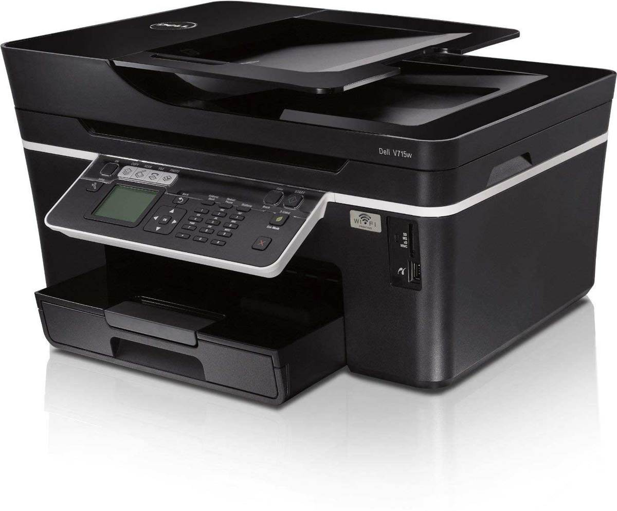 V715w All-in-One Wireless Inkjet
