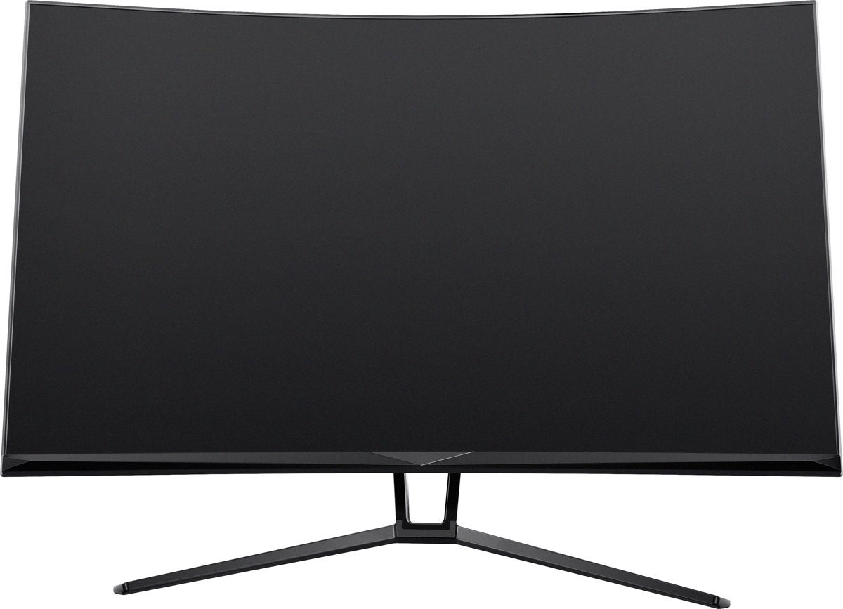 Electronics MLC-3202G 31.5 Full HD LED Gebogen Zwart computer monitor