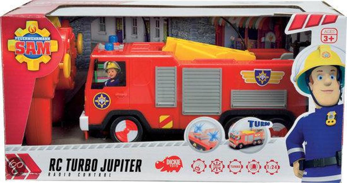 Brandweerman Sam - RC jupiter