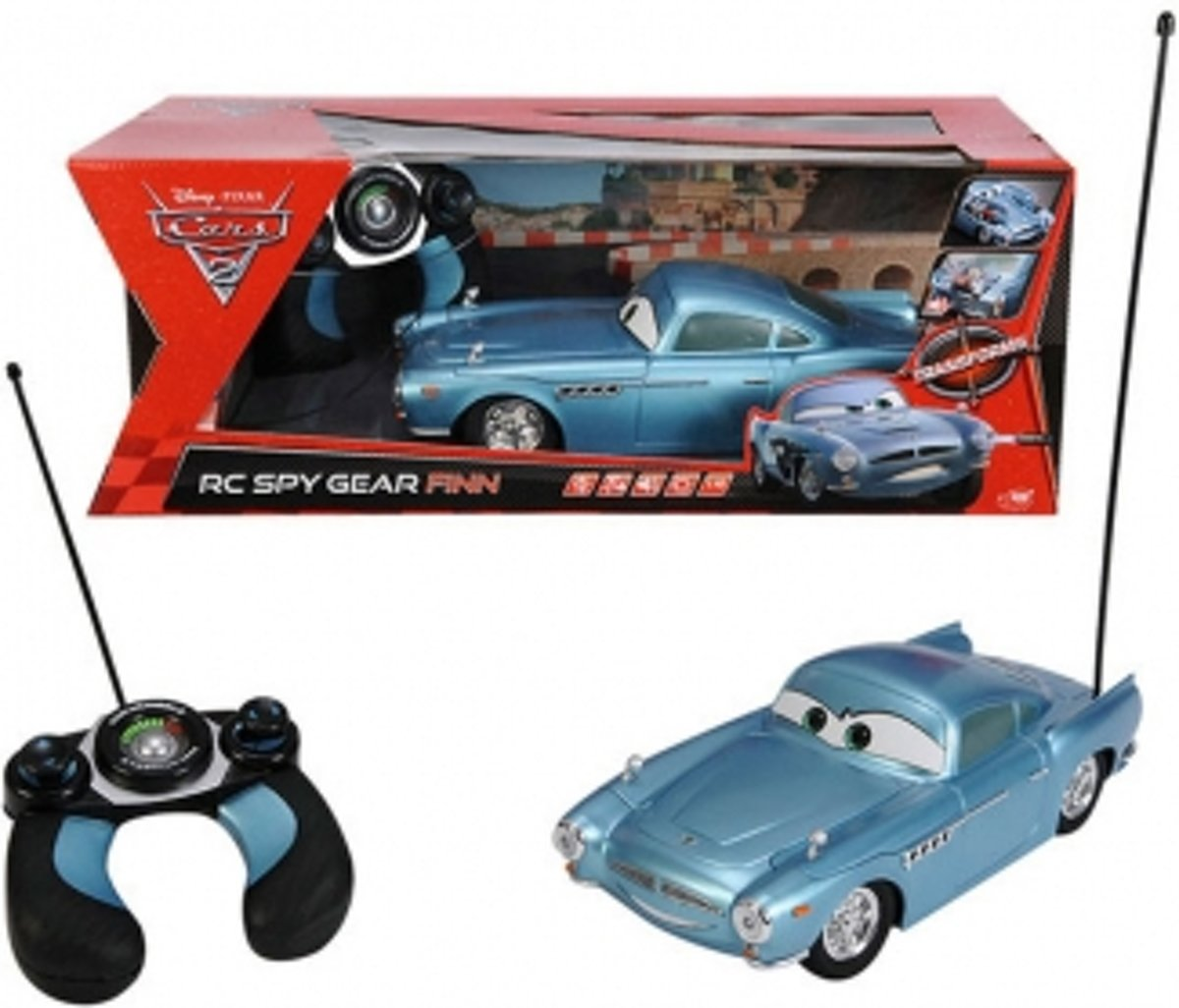 Cars RC Finn MC Mistle 1:16 27cm