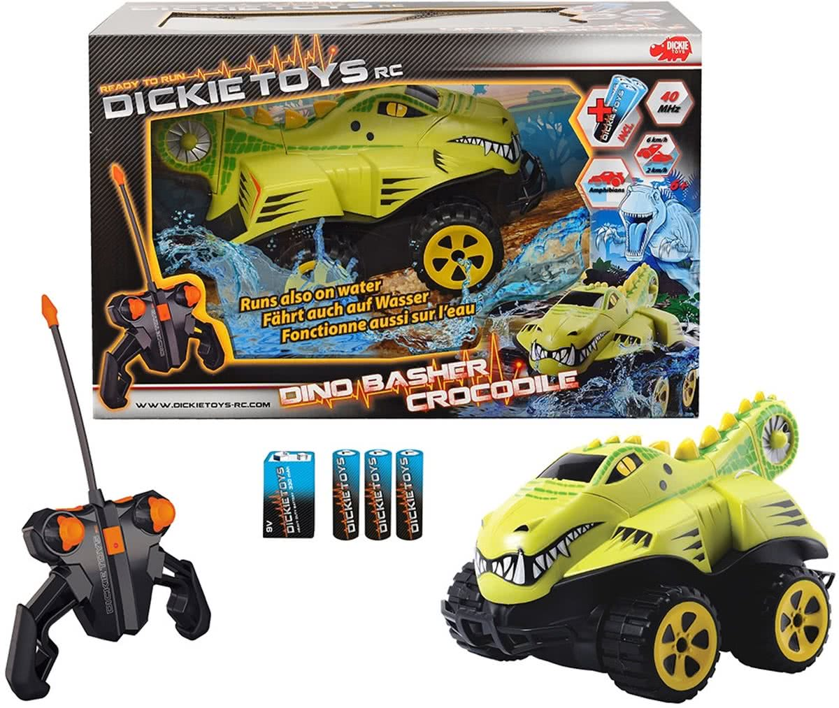 RC Dino Basher Crocodile