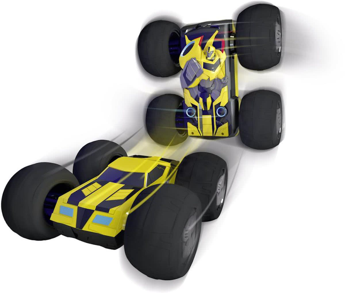 Transformers RC Flip N Race Bumblebee