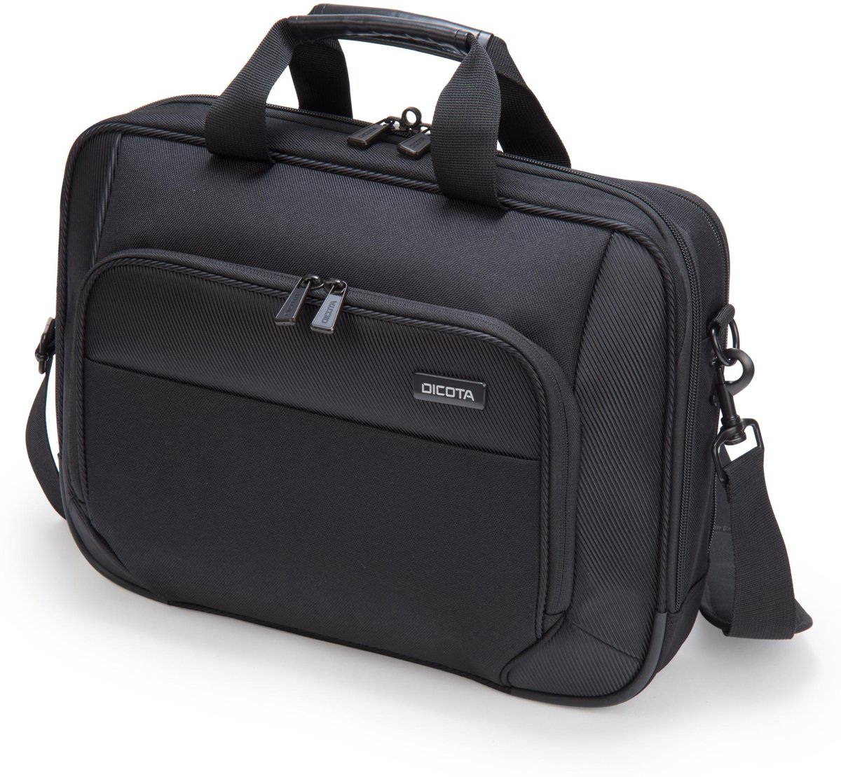 Dicota, Top Traveller ECO 12 - 14.1 inch (Zwart)