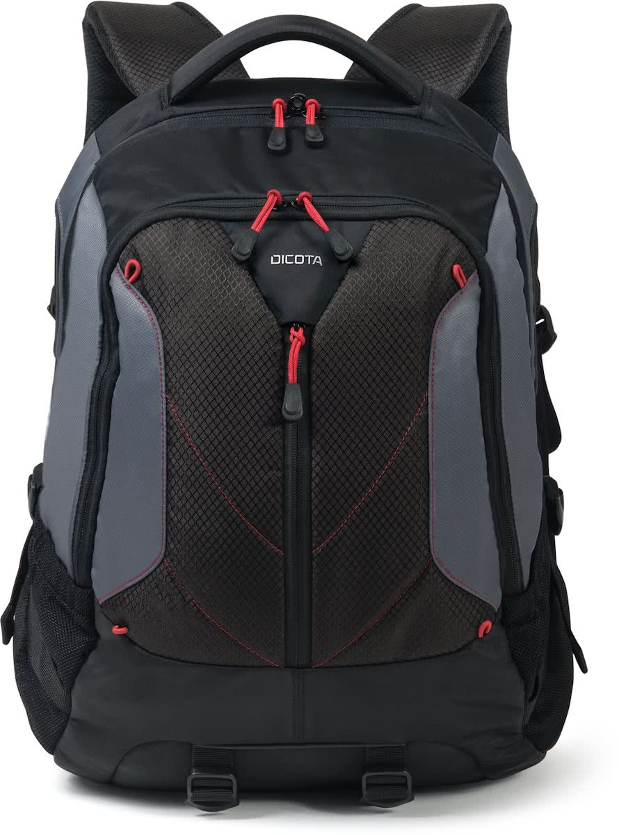 Dicota Backpack Ride 14 tot 15.6 inch - Laptop Rugzak / Zwart