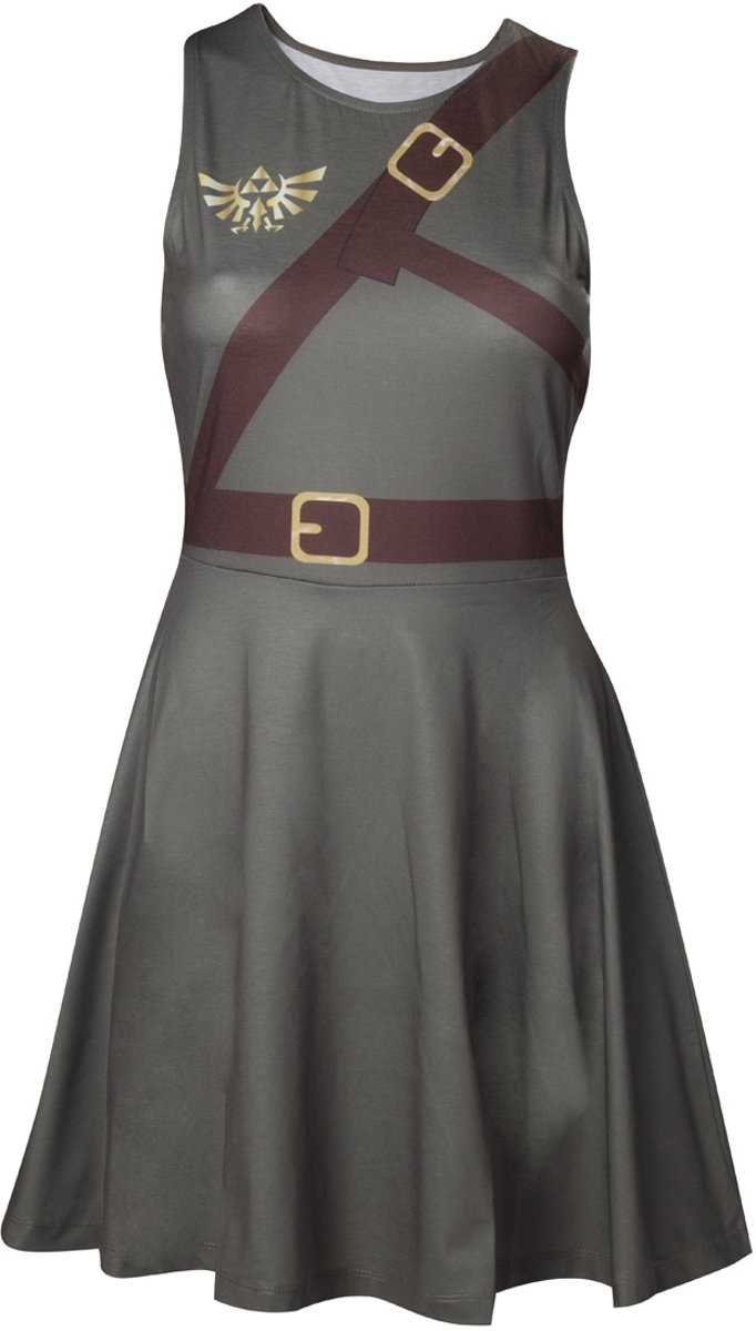 The Legend of Zelda - Link Belt Dress - Maat L