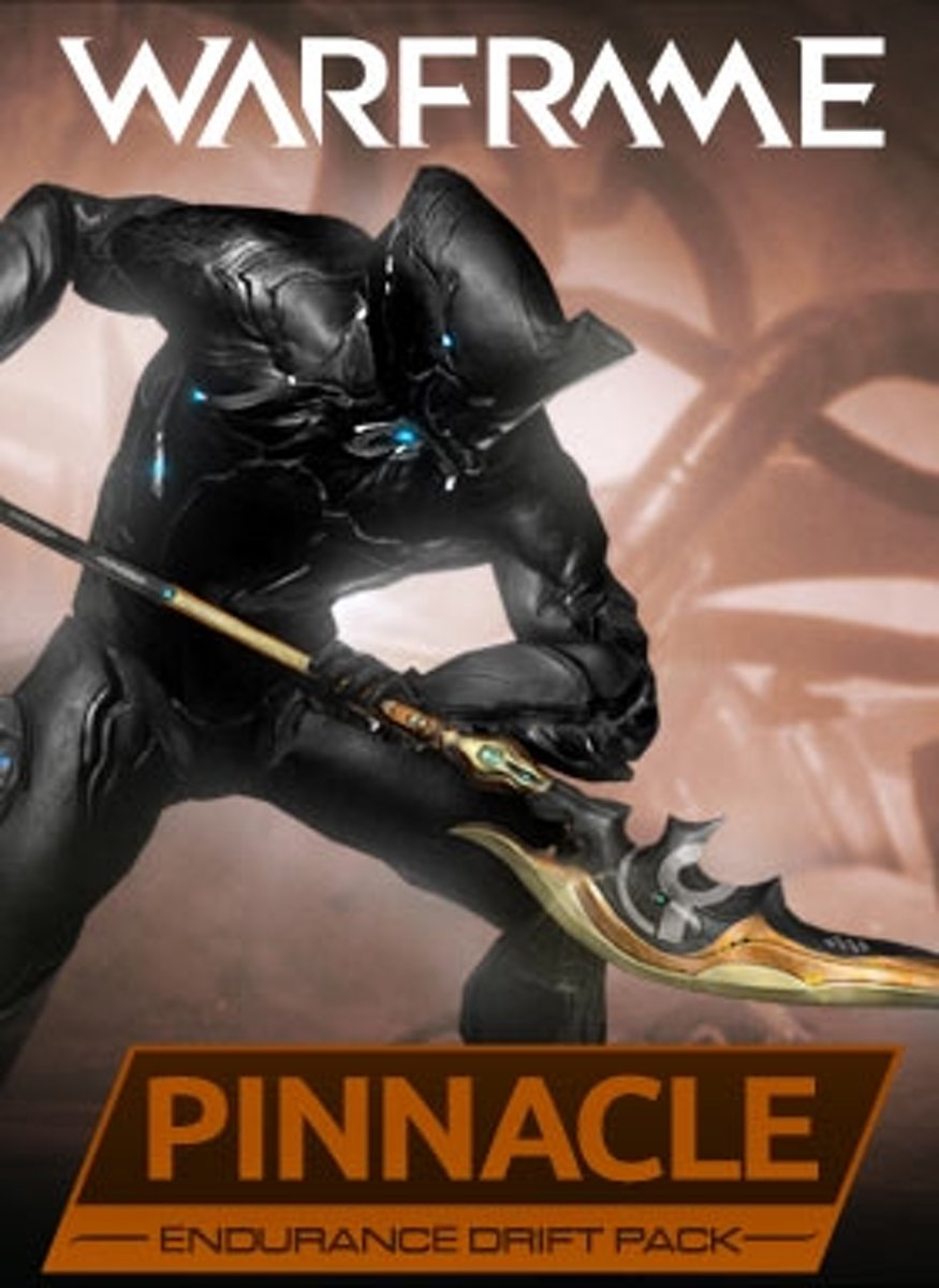 Warframe: Endurance Drift Pinnacle Pack - Windows Download