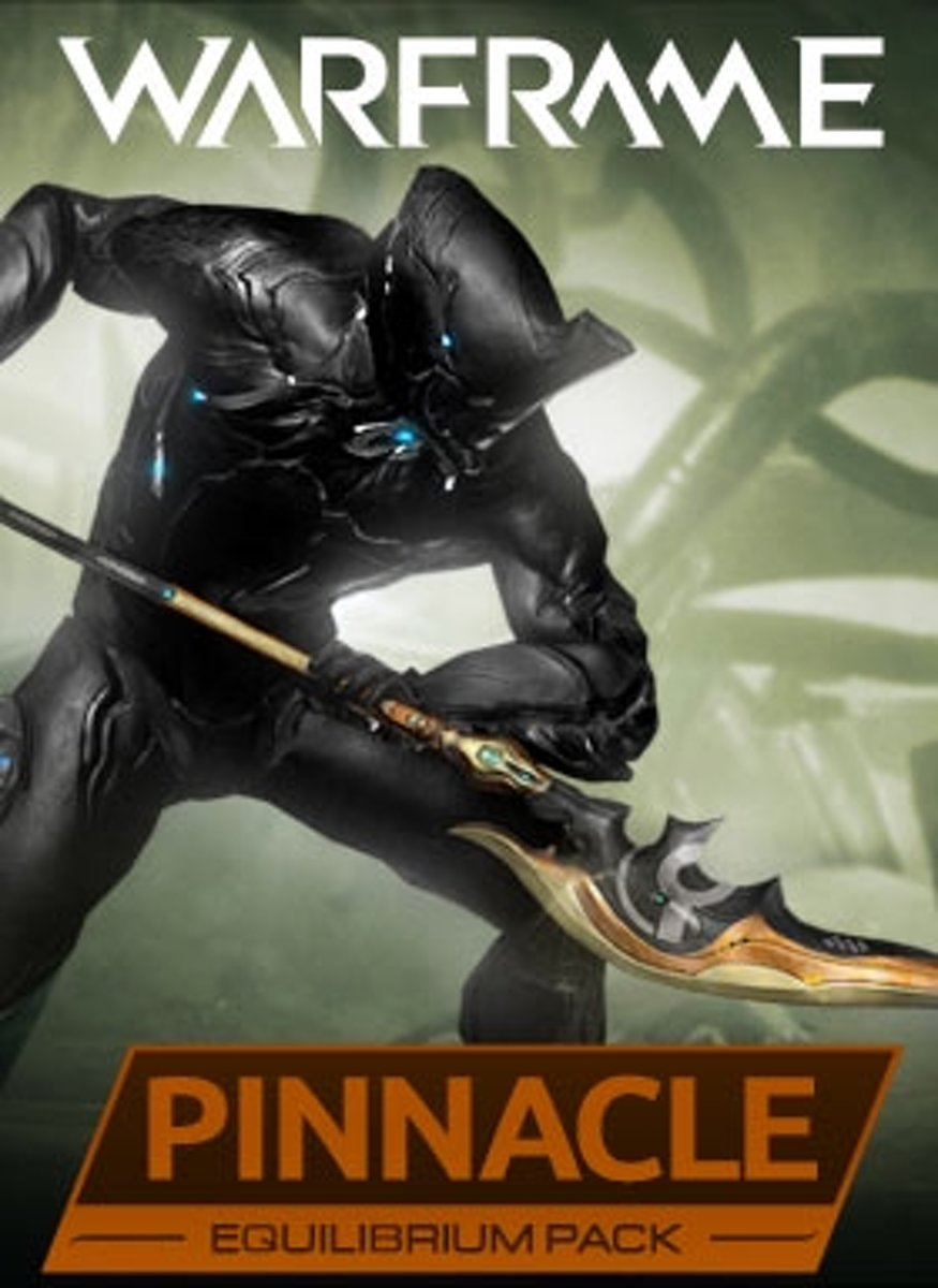 Warframe: Equilibrium Pinnacle Pack - Windows Download