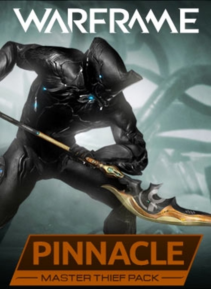 Warframe: Master Thief Pinnacle Pack - Windows Download