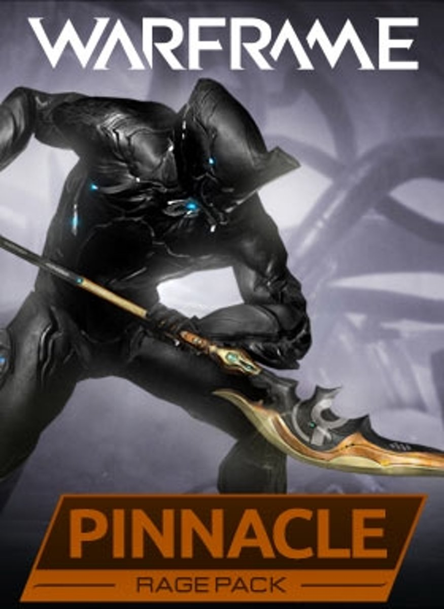 Warframe: Rage Pinnacle Pack - Windows Download