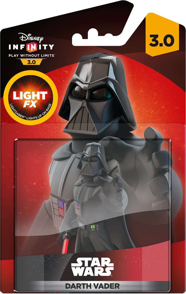 3.0 Star Wars - Darth Vader Light Up