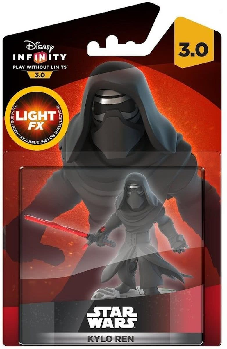 3.0 Star Wars - Kylo Ren Light Up