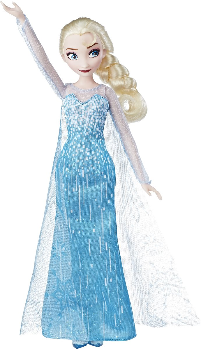 Disney Frozen Elsa Klassieke Fashion Pop