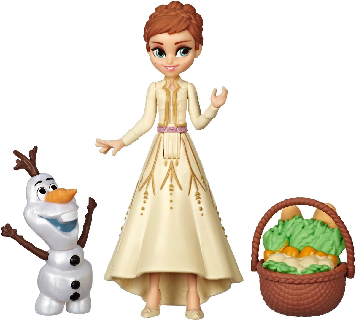 Frozen 2 Small Dolls Anna And Olaf