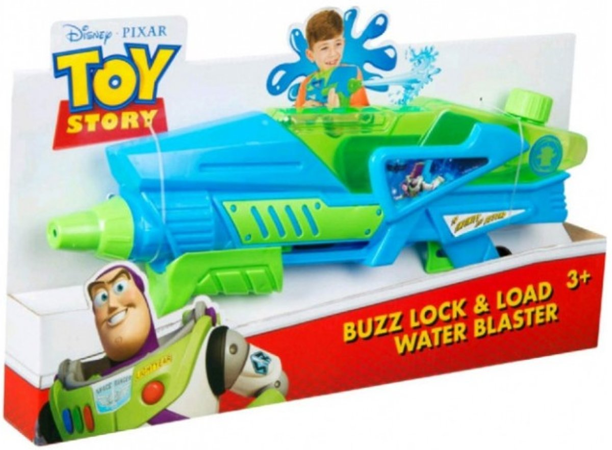 Toy Story Buzz Lock & Load