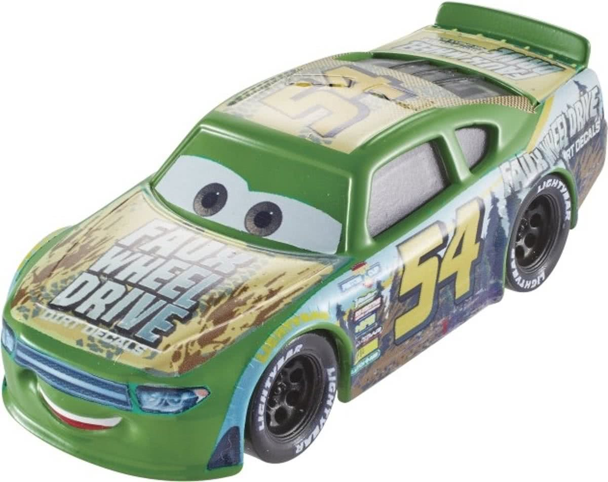 Die-cast auto Disney Cars 3 Tommy