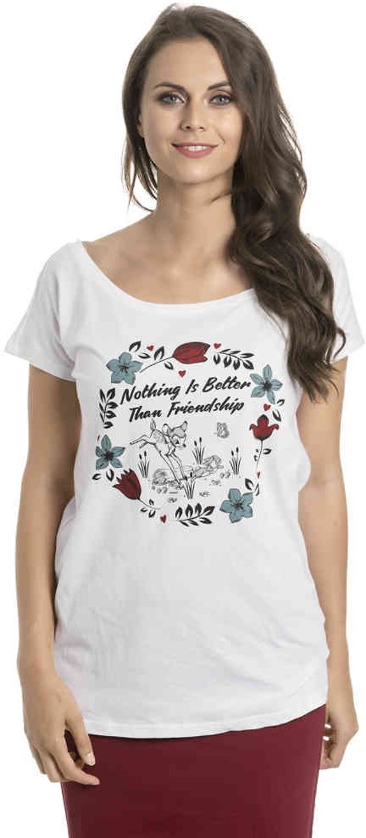 Disney Bambi Dames Tshirt -S- Nothing Is Better Than Frindship Wit