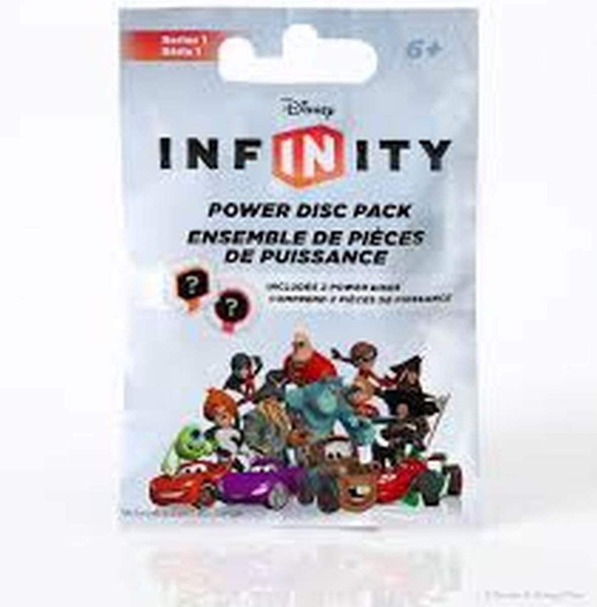 Infinity 2 Power Discs Pack Serie 3 3DS + Wii U + PS3 + Xbox 360