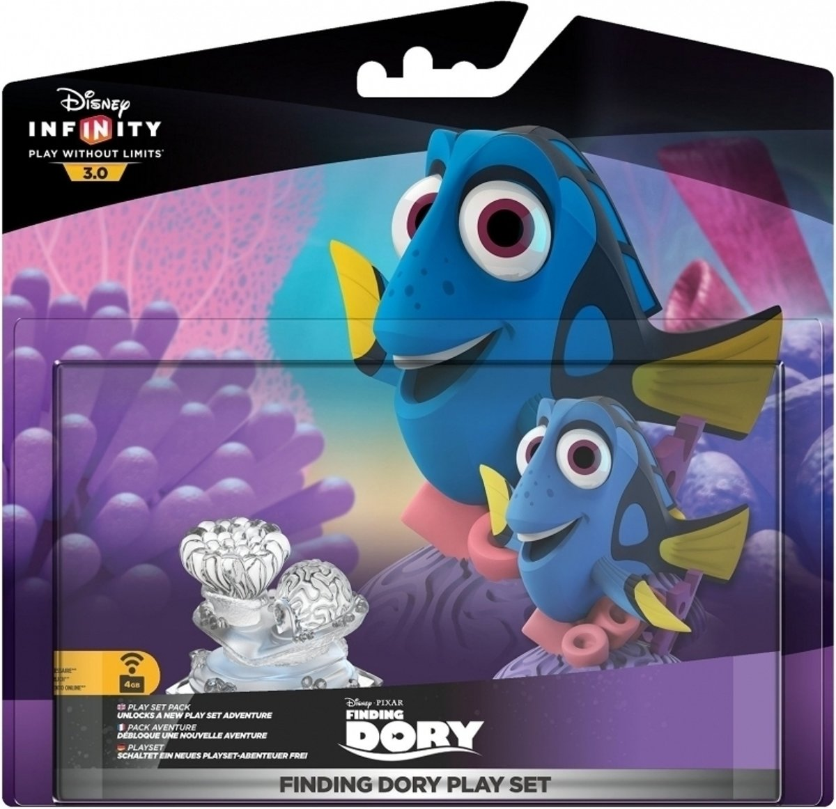 Disney Infinity 3.0 Finding Dory Play Set Pack