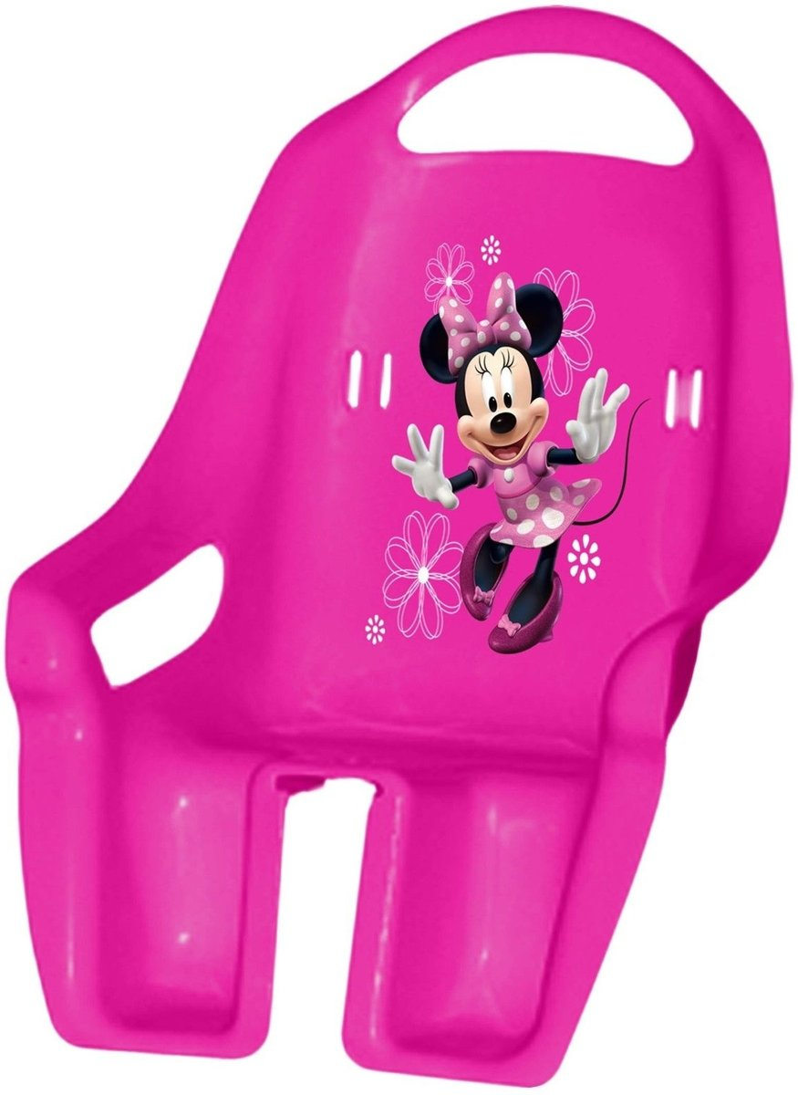 Poppenzitje Minnie Mouse Roze