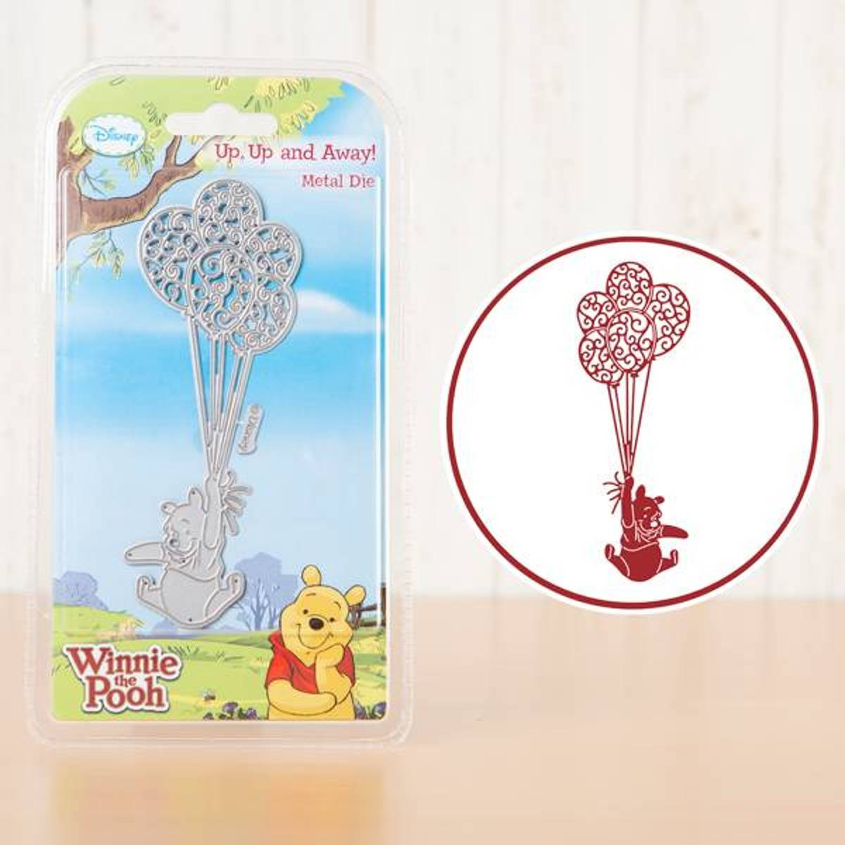 Disney Winnie the Pooh Up, Up and Away (DL106)