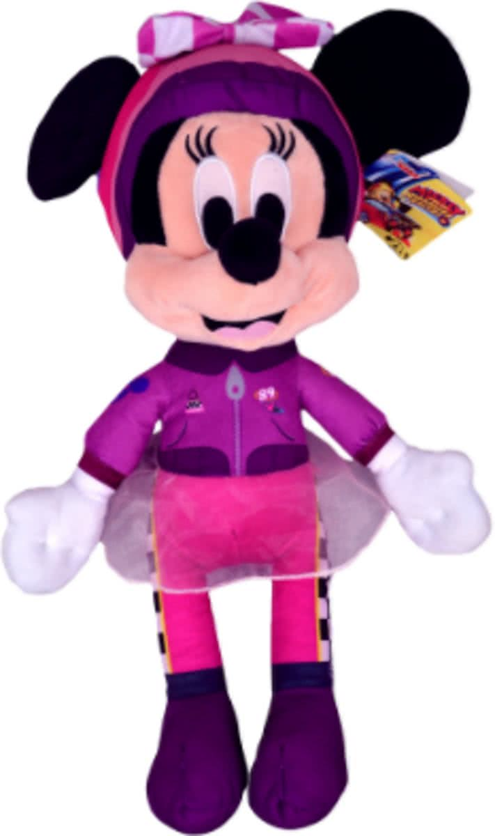 Disney mickey and the roadster racers-pluche-18 cm