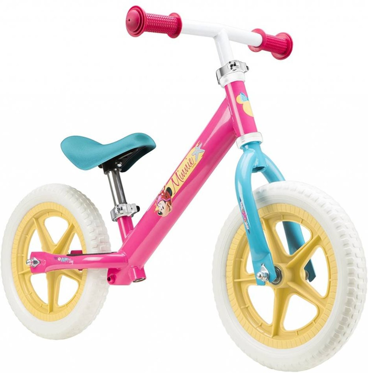MINNIE MOUSE  LOOPFIETS