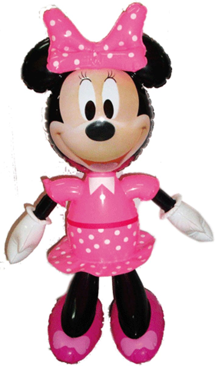 Opblaasbare Disney Minnie Mouse