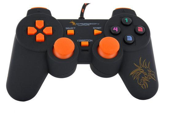 DragonWar Dragon Shock Wired Controller - PC