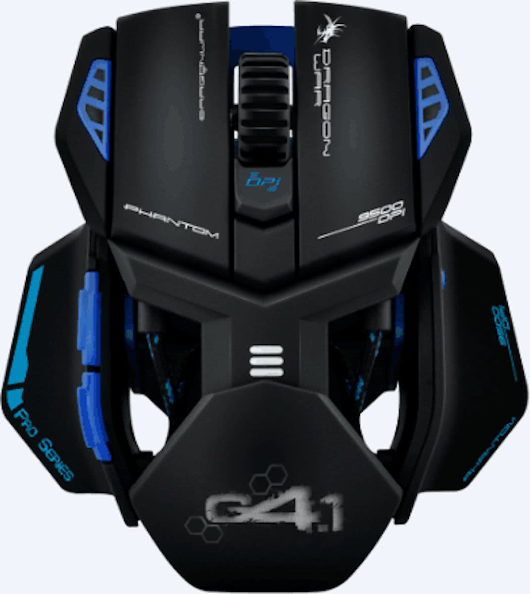 Dragonwar - G4.1 Phantom Blauw