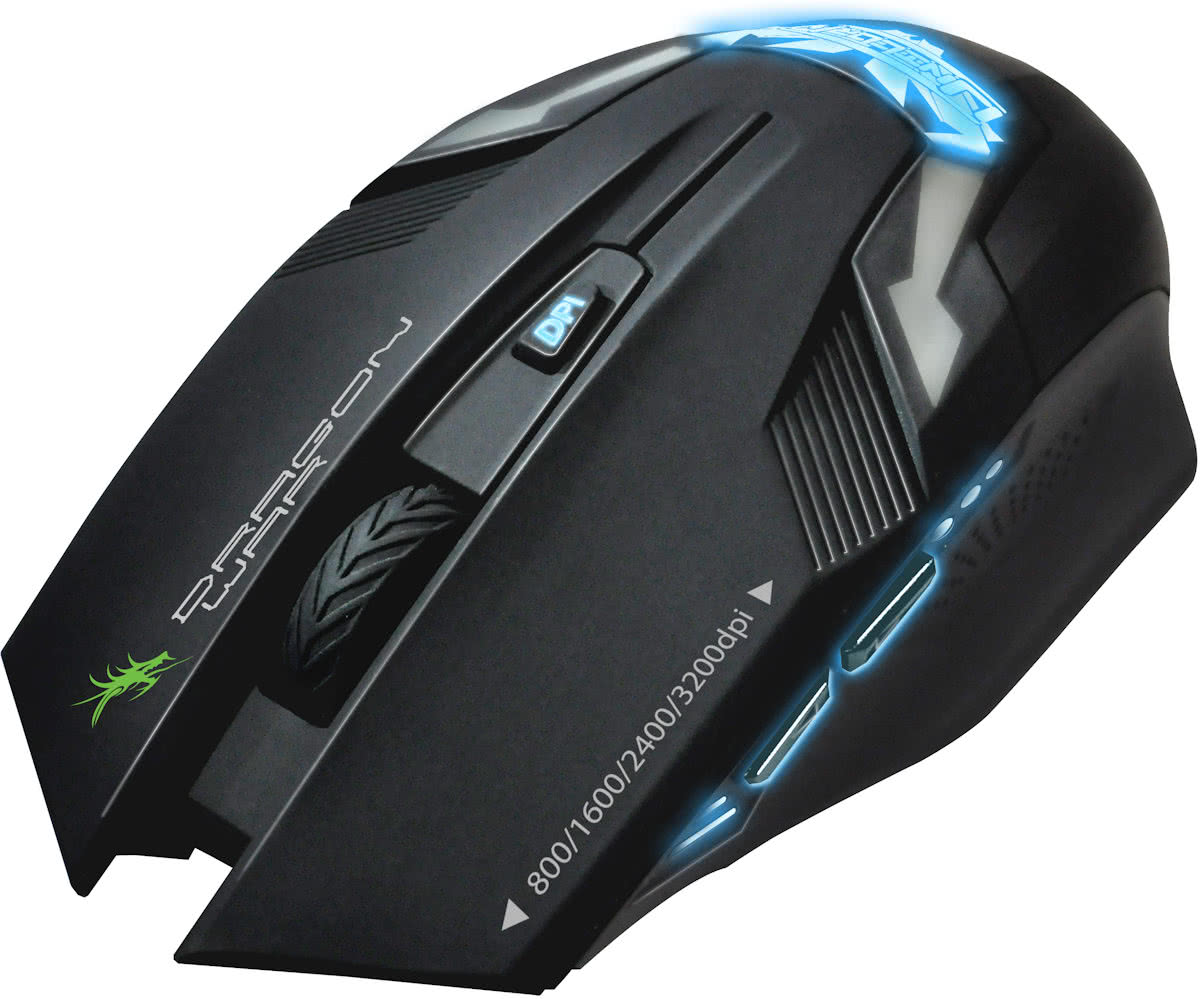 Dragonwar - G8 Unicorn Gaming Muis PC