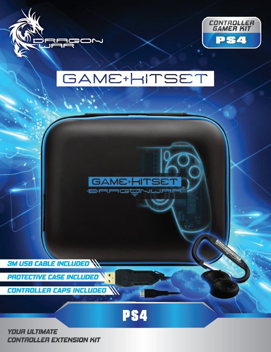 Dragonwar The Gamer Kit PS4