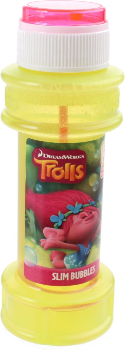 Dreamworks   Trolls 120 Ml Geel