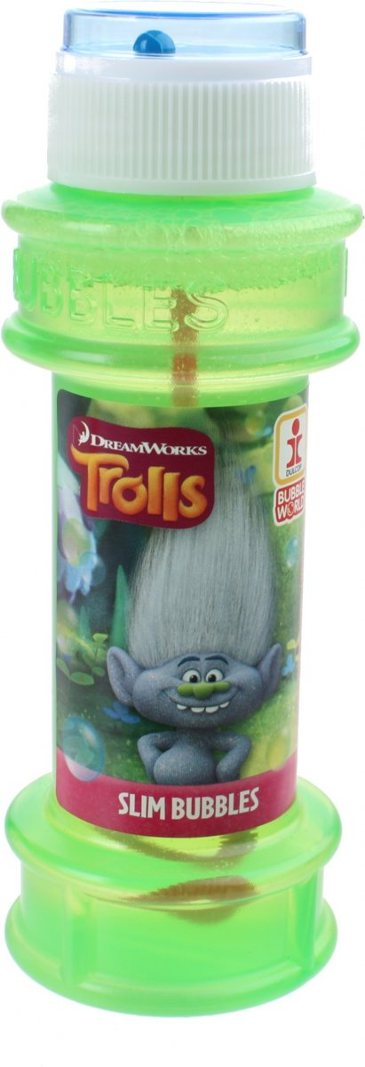 Dreamworks   Trolls 120 Ml Groen