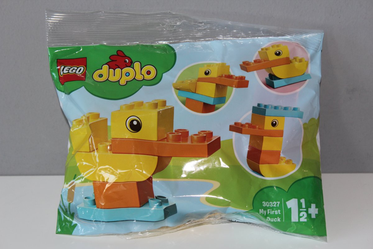 Duplo - 30327 First Duck - polybag
