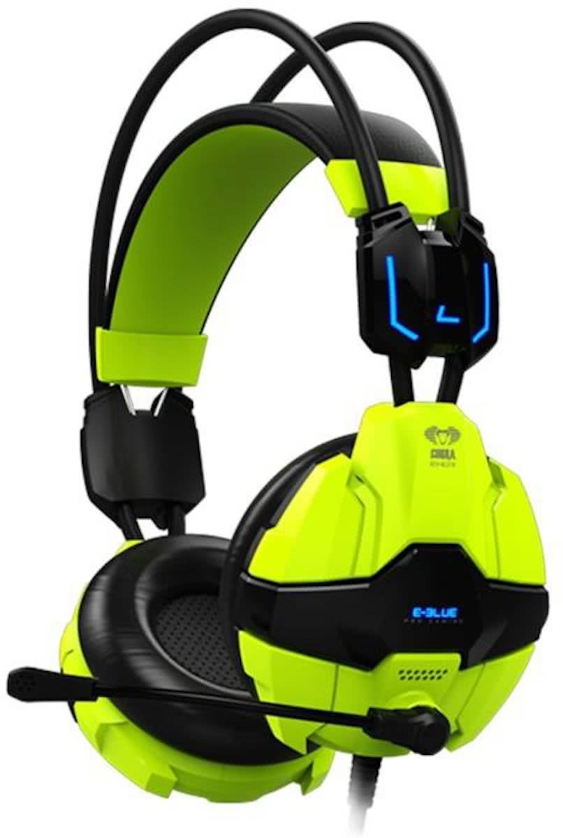 Gaming Headset Cobra EHS902 Green