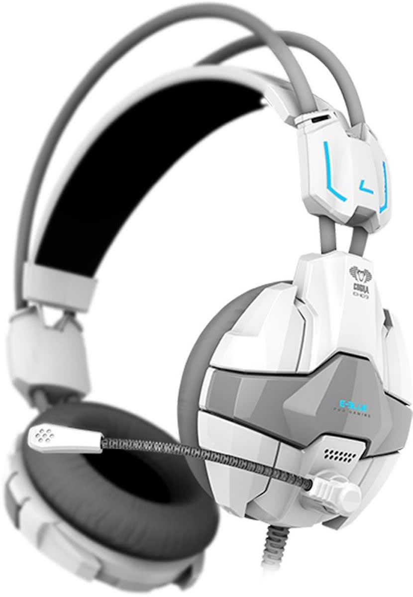Gaming Headset Cobra EHS902 White