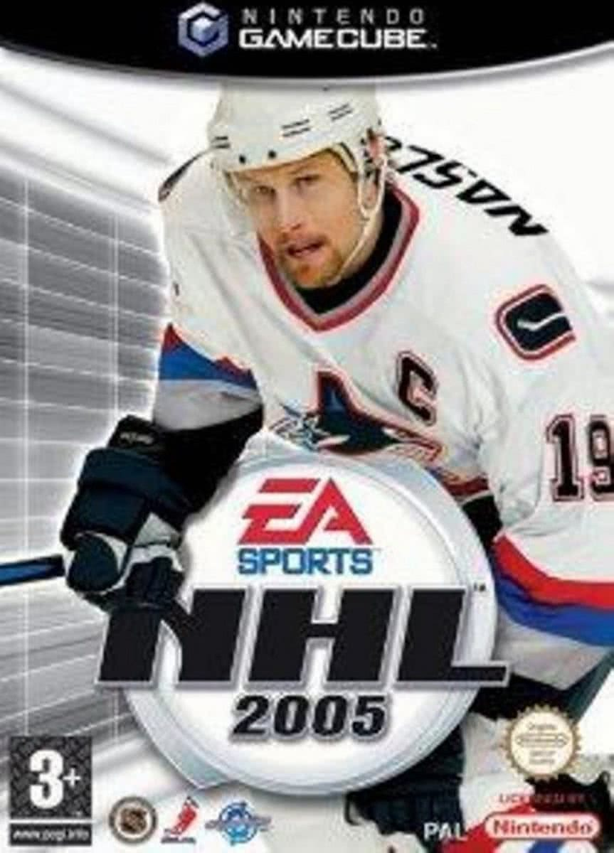 NHL 2005 (GameCube) (GC)