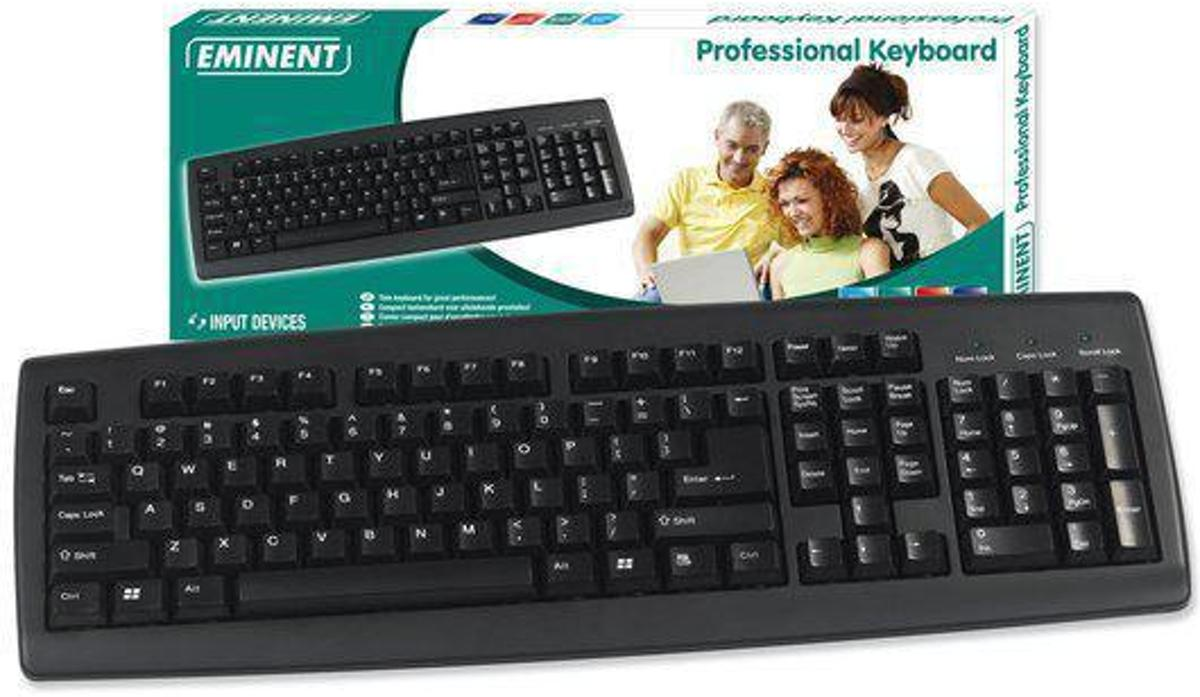 Keyboard US lay-out USB