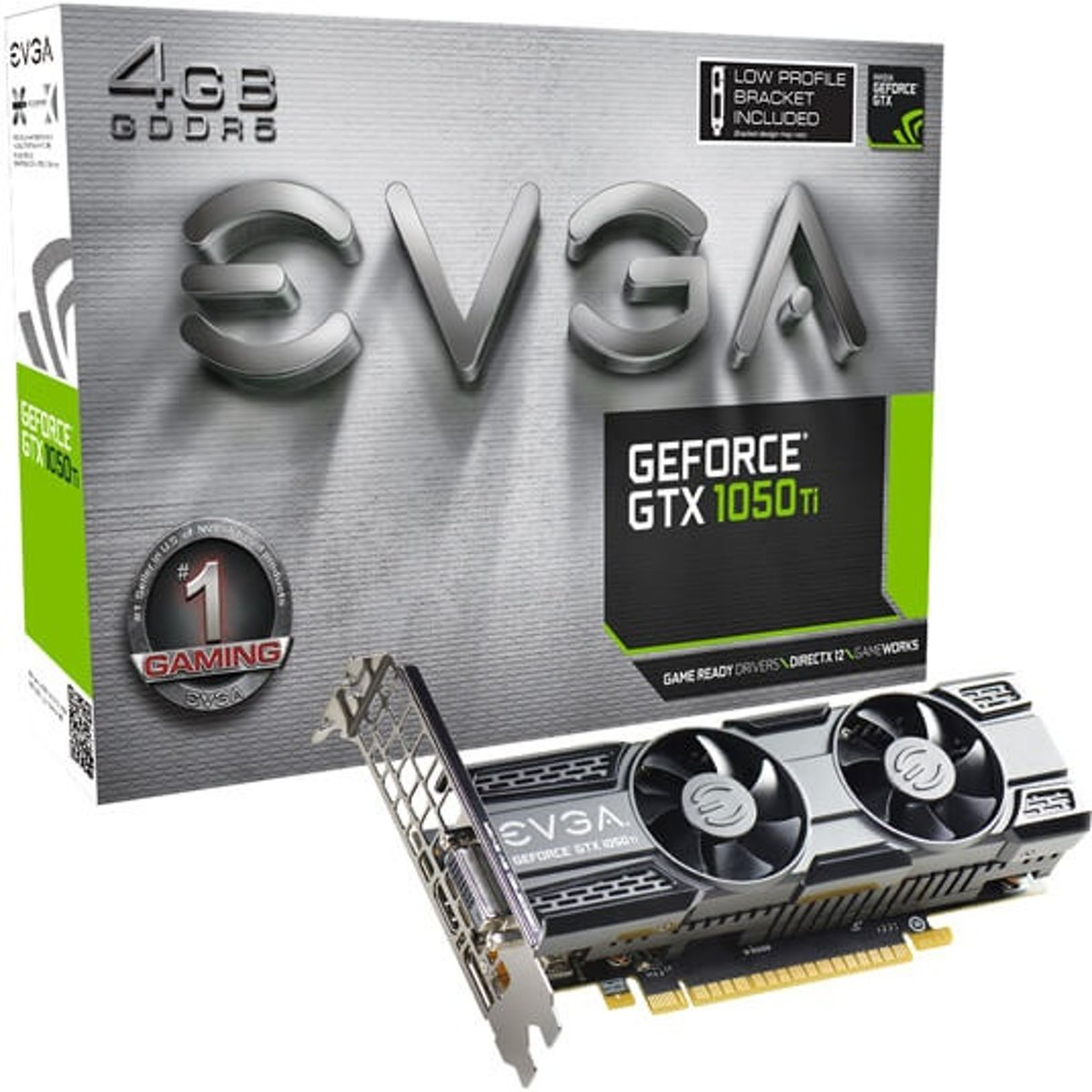 GeForce GTX 1050 Ti GAMING