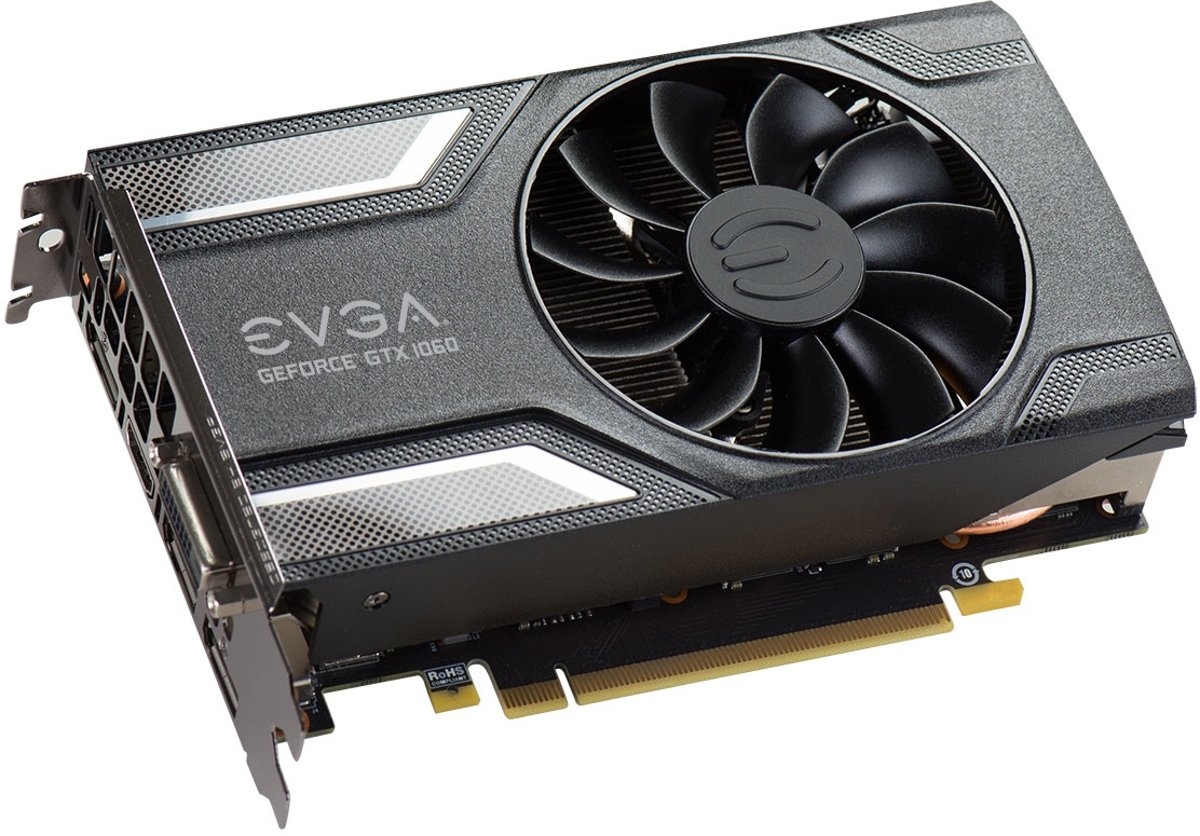 GeForce GTX 1060 SC 3GB