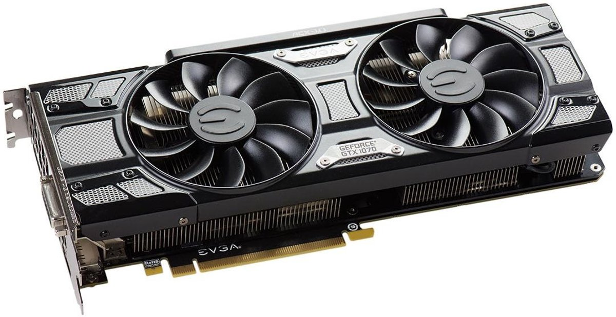 GeForce GTX 1070 8GB SC Gaming ACX 3.0 Black Edition