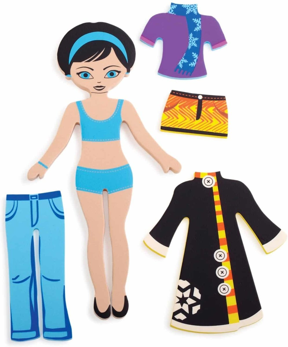 MAGIC CREATIONS - Splash of Fashion- 40 pcs