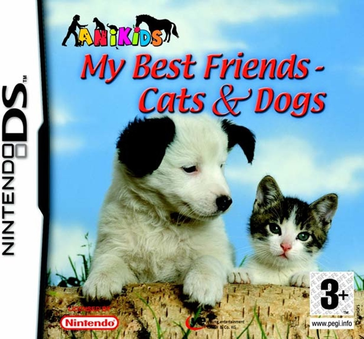 Eidos My Friends Dogs and Cats