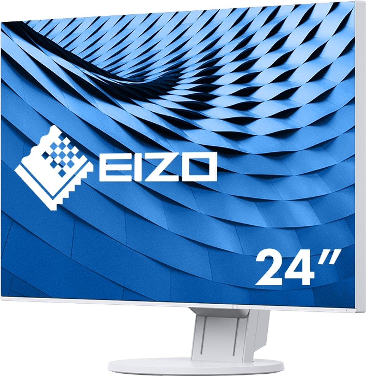 EIZO FlexScan EV2451 computer monitor 60,5 cm (23.8) Full HD LED Flat Wit