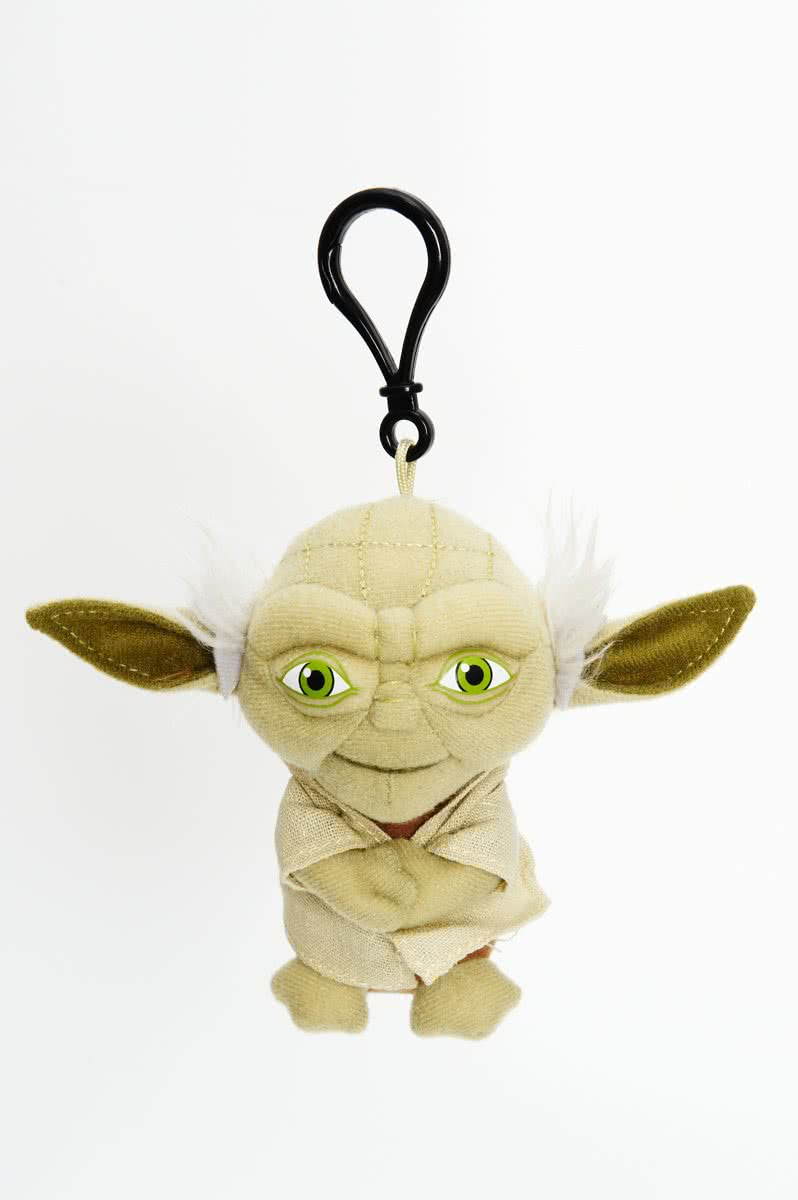 Star Wars Mini Classic Mini Talking Plush- Yoda