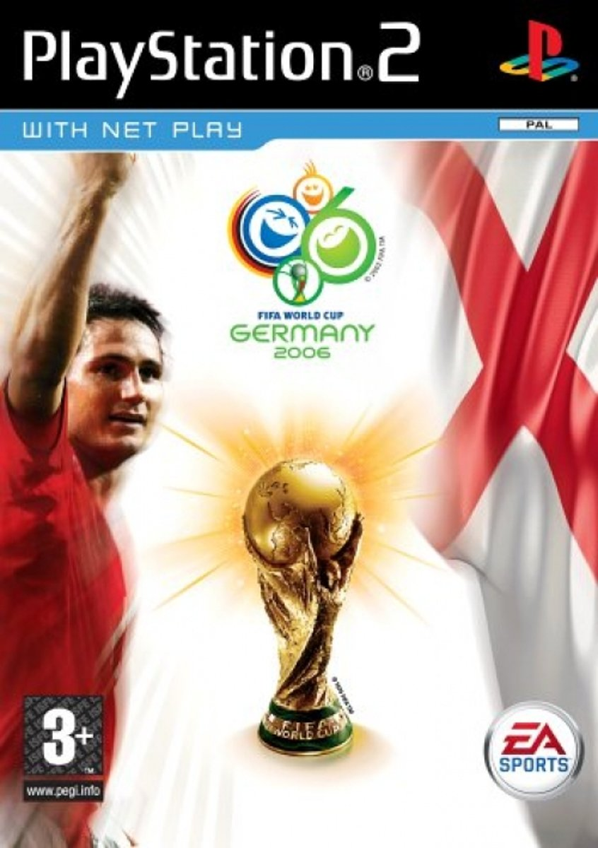 2006 FIFA World Cup Germany /PS2