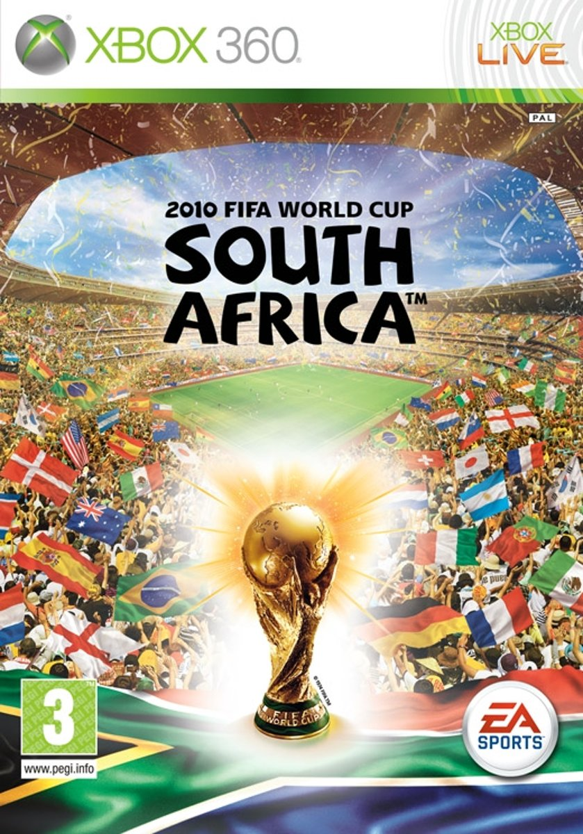 2010 FIFA World Cup South Africa /X360