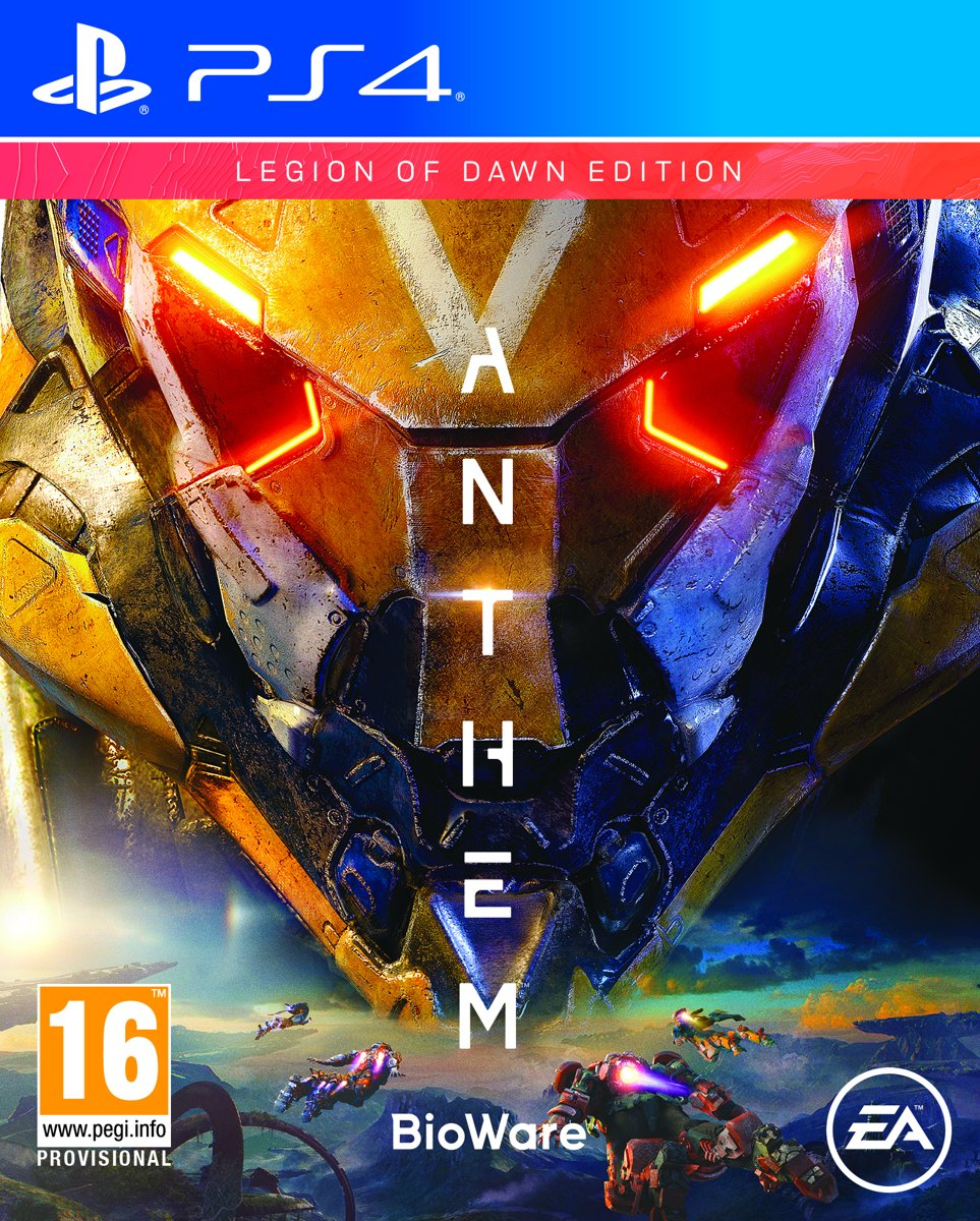 Anthem - Legion Of Dawn Edition - PS4