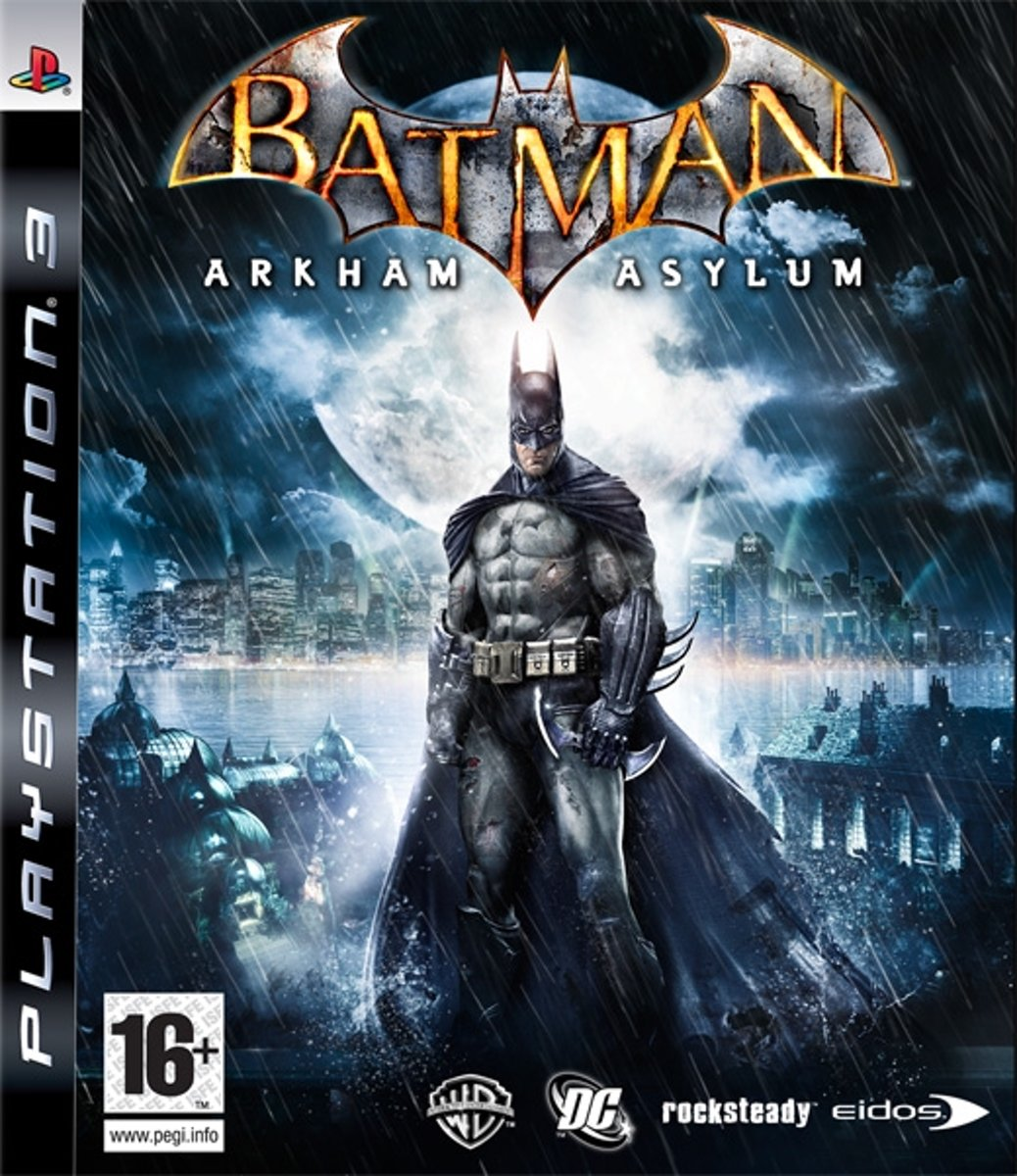 Batman: Arkham Asylum /PS3