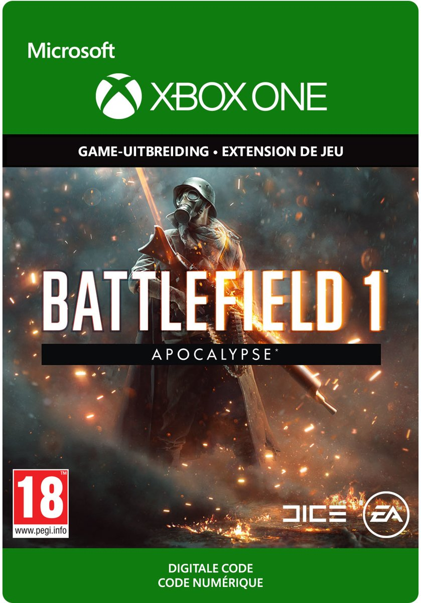 Battlefield 1 - Apocalypse - Add-on - Xbox One